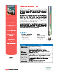 Download JetRotor™ High Pressure Jet Milling Specifications & Information PDF: